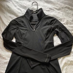 Lululemon pullover zip jacket